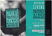 view [Specialty advertisement for Roxy benefit Mark de Solla Price's book, Living Positively in a World with HIV/AIDS : [color advertisement] digital asset: [Specialty advertisement for Roxy benefit Mark de Solla Price's book, Living Positively in a World with HIV/AIDS : [color advertisement].