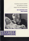 view [Photo book for the motion picture Longtime Companion] [book] digital asset: [Photo book for the motion picture Longtime Companion], 1990 [book].