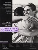 view Longtime Companion [black-and-white advertisement] digital asset: Longtime Companion [black-and-white advertisement], 1990.