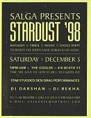 view Stardust '98 benefit dance, The Cooler [flier] digital asset: Stardust '98 benefit dance, The Cooler [flier] 1998.