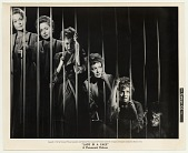 "view Luther Davis Papers digital asset: ""Lady in a Cage"" - A Paramount Release, 1963 [black-and-white photoprint]."