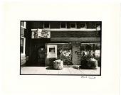 view Underground Night Club, 11th St., N.W. [black-and-white photoprint] digital asset: Underground Night Club, 11th St., N.W. [black-and-white photoprint, ca. 1995.]