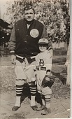 view Ronald Gabriel Collection of Baseball Memorabilia digital asset: Personal photographs