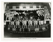 view International Sweethearts of Rhythm [imprint under photograph.] [Black-and-white photoprint] digital asset: International Sweethearts of Rhythm [imprint under photograph.] [Black-and-white photoprint].