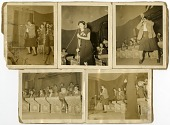 """view [Performance pictures of various members of the """"Sweethearts"""", undated.] [Black-and-white photoprints.] digital asset: [Performance pictures of various members of the """"Sweethearts"""", undated.] [Black-and-white photoprints.]"""