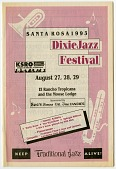 view Jazz Festival Programs digital asset: Jazz Festival Programs