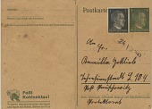 view Gottlieb and Bodansky Family Papers digital asset: Correspondence received (purse)