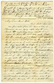 view William Sandford Civil War letters digital asset: William Sandford Civil War letters