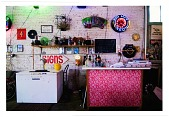 view Big Dog Neon Bar, Lockhart, Texas [digital photoprint] digital asset: Big Dog Neon Bar, Lockhart, Texas [digital photoprint], 2011.