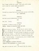 view Heinz Joseph Gerber Papers digital asset: Scripts