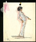 view Michael Travis Costume Design Collection digital asset: Michael Travis Costume Design Collection