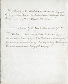view Atlantic Telegraph Company, resolution to company stakeholders digital asset: Atlantic Telegraph Company, resolution to company stakeholders