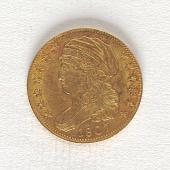 view 5 Dollars, United States, 1807 digital asset number 1