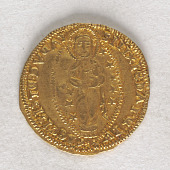 view 1 Ducat, Venice, Italy, 1486 - 1501 digital asset number 1