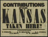 view Contributions for Kansas digital asset number 1