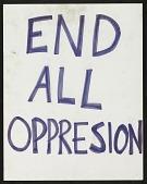 view End All Oppression digital asset number 1