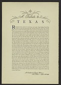view A Tribute to Texas digital asset number 1