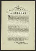view A Tribute to Nebraska digital asset number 1