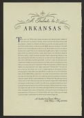 view A Tribute to Arkansas digital asset number 1