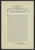 view A Tribute to Colorado digital asset number 1