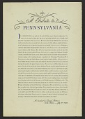 view A Tribute to Pennsylvania digital asset number 1