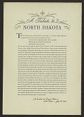 view A Tribute to North Dakota digital asset number 1
