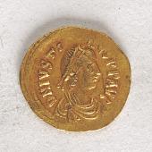 view 1 Semissis, Byzantine Empire, 518 - 527 digital asset number 1