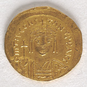 view 1 Solidus, Byzantine Empire, 578 - 582 digital asset number 1