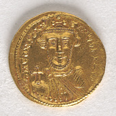 view 1 Solidus, Byzantine Empire, 641 - 668 digital asset number 1