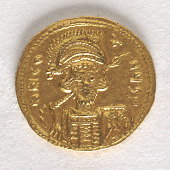 view 1 Solidus, Byzantine Empire, 668 - 680 digital asset number 1