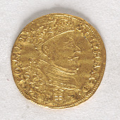 view 1 Ducat, Lithuania (Poland), 1586 digital asset number 1