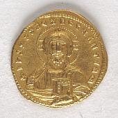 view 1 Solidus (histamenon nomisma), Byzantine Empire, 969 - 976 digital asset number 1