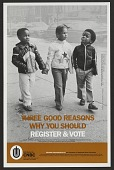 view Three Good Reasons Why You Should Register & Vote digital asset number 1