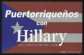 view Puertorriquenos con Hillary digital asset number 1