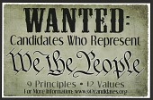 view Wanted: Candidates Who Represent the People digital asset number 1