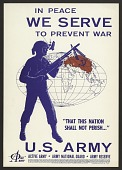 view In Peace We Serve to Prevent War digital asset number 1