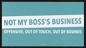 view Not My Boss's Business digital asset number 1