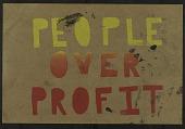 view People Over Profit digital asset number 1