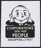 view Corporations are not People digital asset number 1