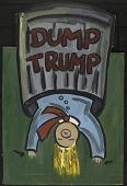 view Dump Trump digital asset number 1