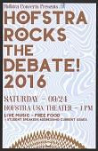 view Hofstra Rocks the Debate! 2016 digital asset number 1