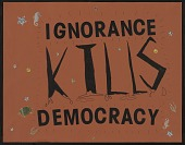 view Ignorance Kills Democracy digital asset number 1