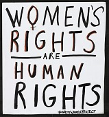 view Womens Rights Are Human Rights digital asset number 1
