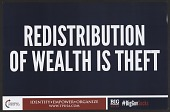 view Redistribution of Wealth is Theft digital asset number 1