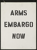 view Arms Embargo Now digital asset number 1