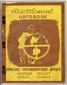 view Resettlement handbook, Amache digital asset number 1