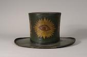 view Viligant Fire Hat digital asset: Vigilant Parade Hat, front