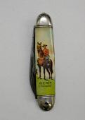 view R.C.M.P. Pocketknife digital asset: RCMP pocket knife