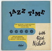 view <i>Jazz Time with Red Nichols</i> digital asset number 1
