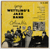view sound recording: George Wettling's Jazz Band digital asset number 1